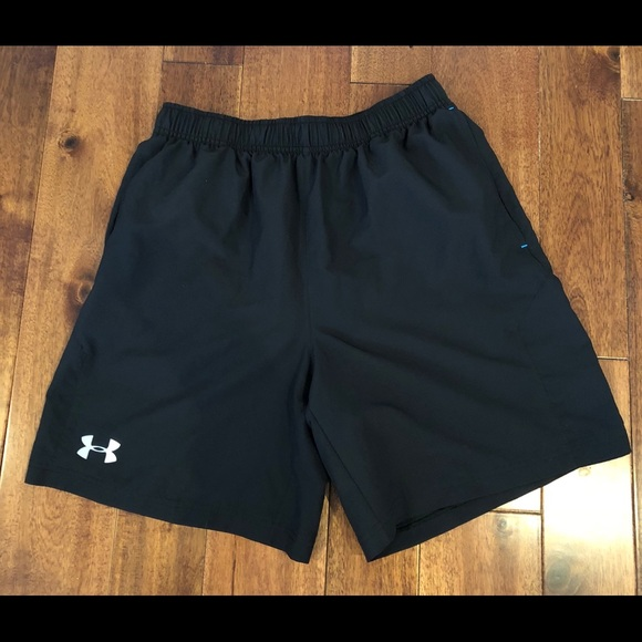 LAUNCH WOVEN RUNNING SHORTS M L XL XXL NEW NWT UNDER ARMOUR UA MEN/'S 7-IN